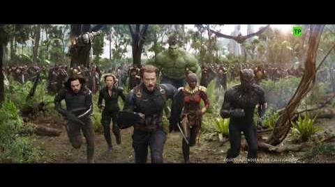 Vengadores Infinity War de Marvel Nuevo anuncio oficial en español HD-0
