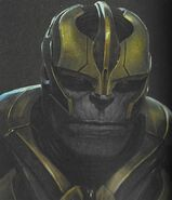 Warlord Thanos concept art 12