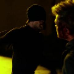 Murdock lucha contra Vladimir Ranskohov.