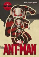 Phase Two Marvel's Ant-Man