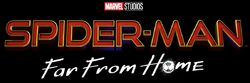 Spider-Man Far From Home logo 2