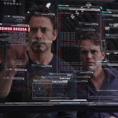 Stark y Banner hackean la base de datos de S.H.I.E.L.D.