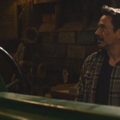 Stark habla con Fury acerca de su visión.