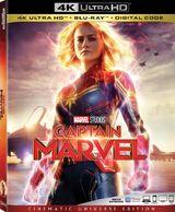 Captain Marvel (film)/Home Video