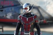 Ant-Man Civil War BTS
