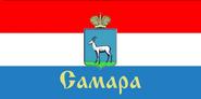Flag of Samara