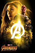 Infinity War Stone Posters (Logo Version) 03