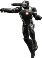War Machine Armor - Mark III