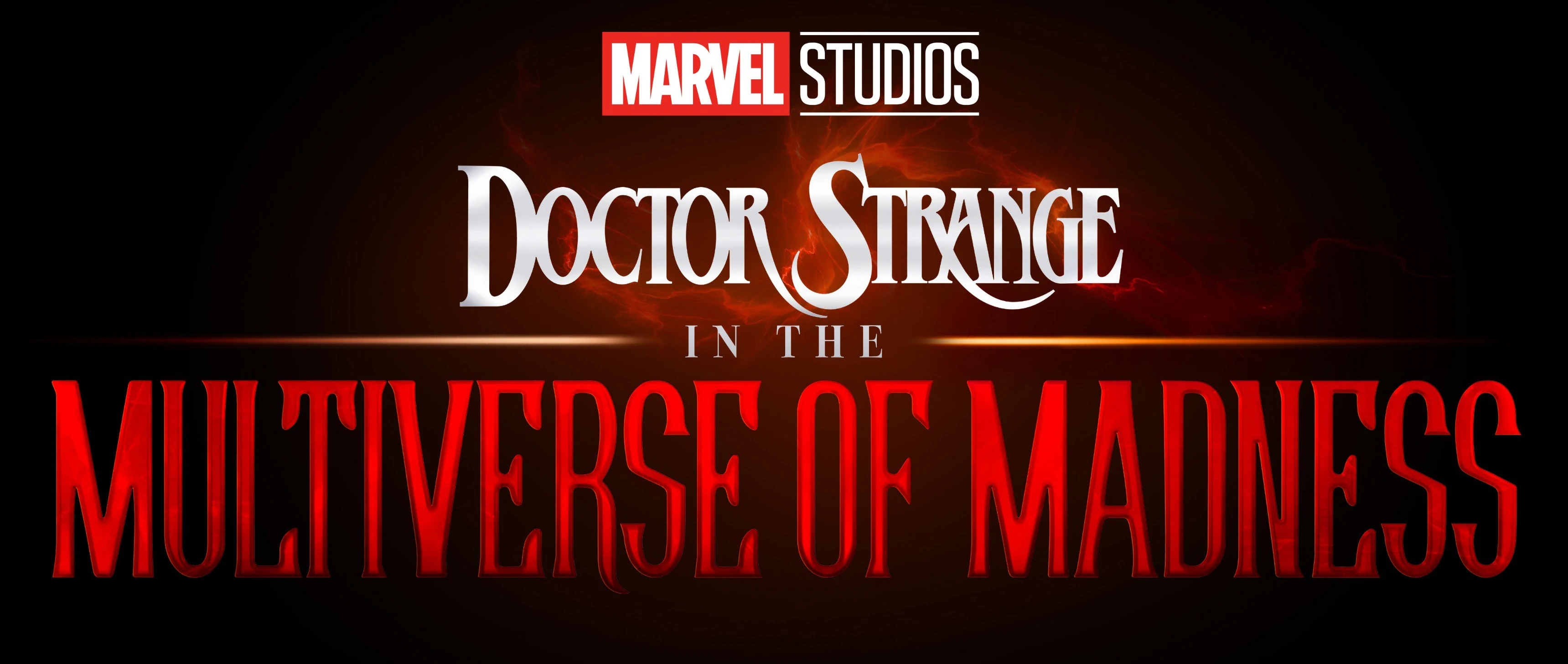 Image result for doctor strange in the multiverse of madness logo