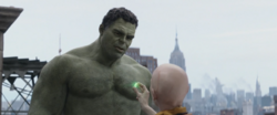 Hulk & Ancient One