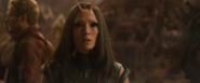 Mantis watching Doctor Strange weirdness