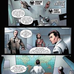 Stark le prohíbe a Pym que vuelva a realizar misiones.