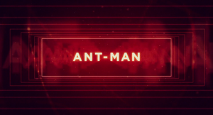 Ant-Man Title Card (2015)