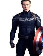 Captain America Chris Evans-Steve Rogers Marvel