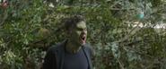 Hulk's Refusal (Attack on Greenwich Village)