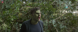 Hulk's Refusal (Attack on Greenwich Village)
