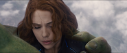 Hulk saves Natasha