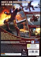 IronMan 360 BR cover back