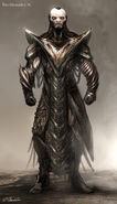 Thor The Dark World 2013 concept art 38