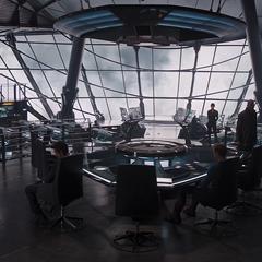 Los Vengadores son motivados por Fury.
