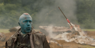 Yondu and Arrow