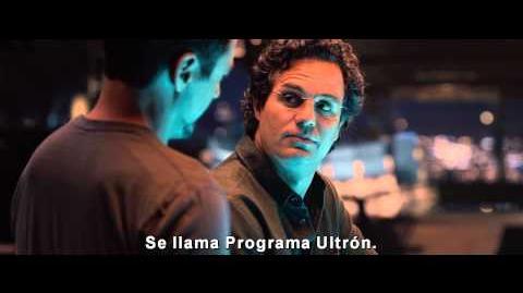 Avengers Era de Ultrón - Tráiler Oficial (Subtitulado)