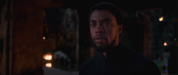 BP - T'Challa Listens to the Truth About N'Jobu