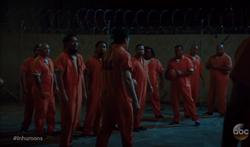 Black Bolt in PRISON