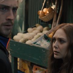 Pietro y Wanda cambian de bando.