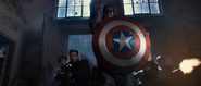 Captain America Howling Commandos