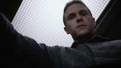 Fitz sees his dead body