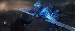 2023 Thor vs 2014 Thanos