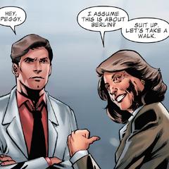 Pym escucha la propuesta de Carter.