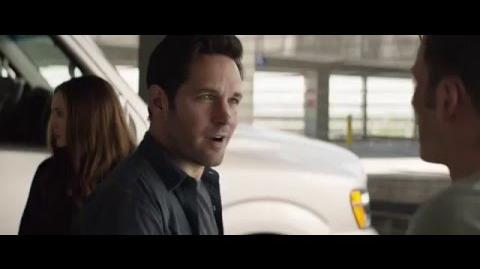 Capitán América Civil War Clip Nuevo reclutamiento