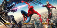 Spider-Man Homecoming International Poster (June 2017)