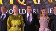 The Cast of Marvel's Doctor Strange Unite at the Red Carpet Premiere