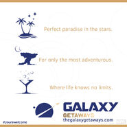 Galaxygetaways advertisement 3
