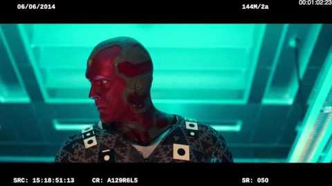 Newborn Vision Deleted Scene - Marvel's Avengers Age of Ultron
