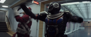 Taskmaster vs. Red Guardian