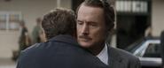 Tony hugs his father