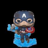 Captain America Mjolnir Funko