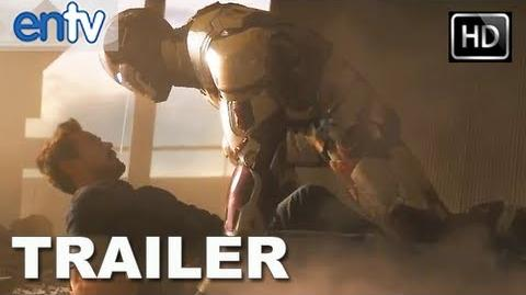 Iron Man 3 - Official Trailer 1 HD The Mandarin Teaches Iron Man A Lesson