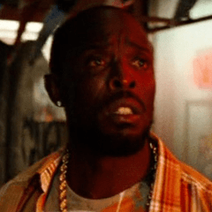 Michael Kenneth Williams como Espectador en Harlem
