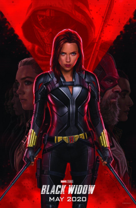 Black Widow Poster D23