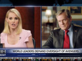 WHIH Newsfront Exclusive: President Ellis Discusses the Avengers