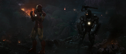 Iron Man Mark VI & War Machine Mark I