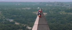 Peak of the Washington Monument (Spider-Man)