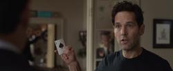 Scott Lang Close-up Card Trick