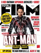 Total Film Ant-Man cover