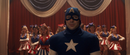 Captain America - Disappointed (USO)